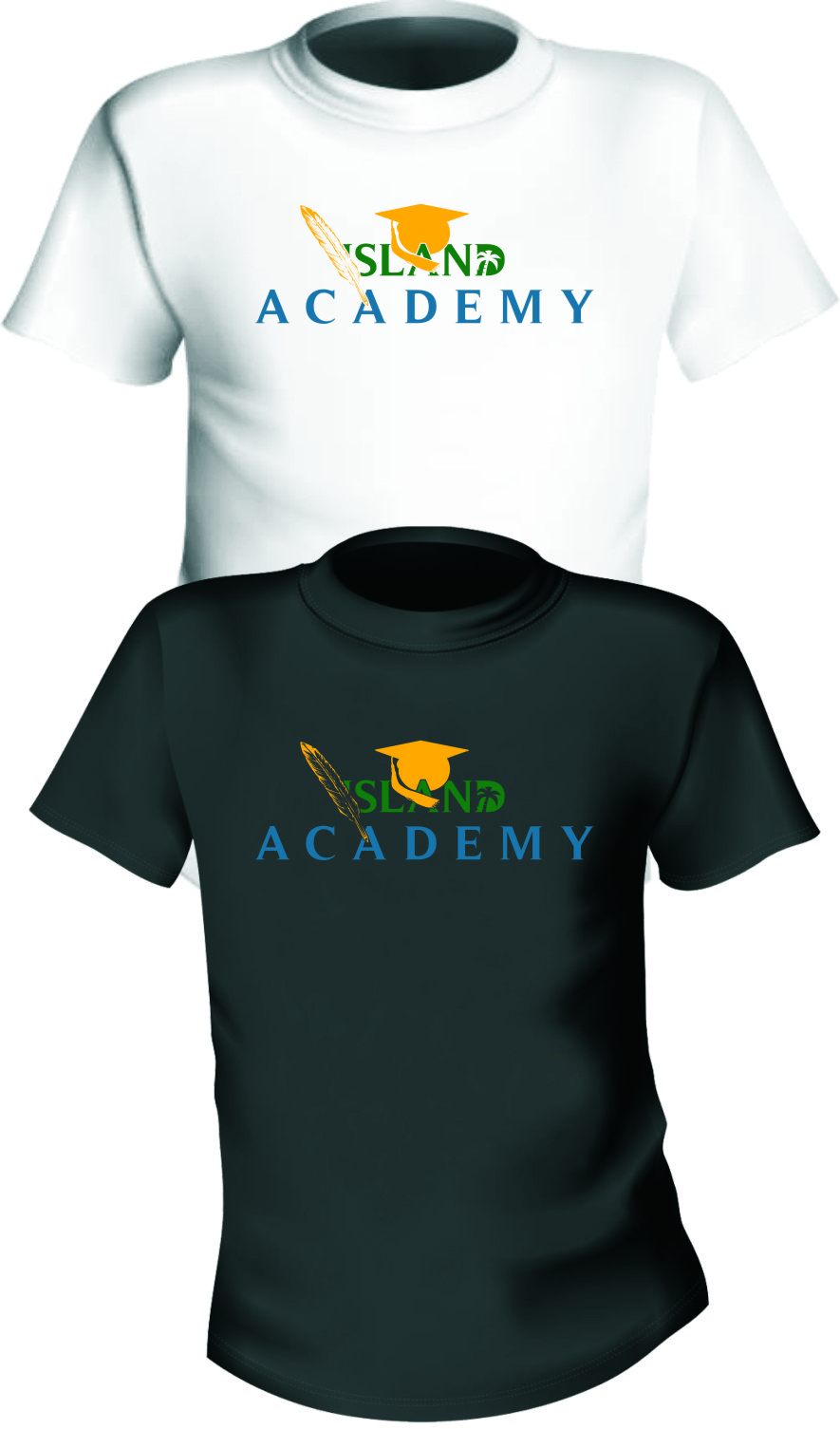 Logo Design by RasYa Muhammad Athaya - Entry No. 91 in the Logo Design Contest New Logo Design for Island Academy.