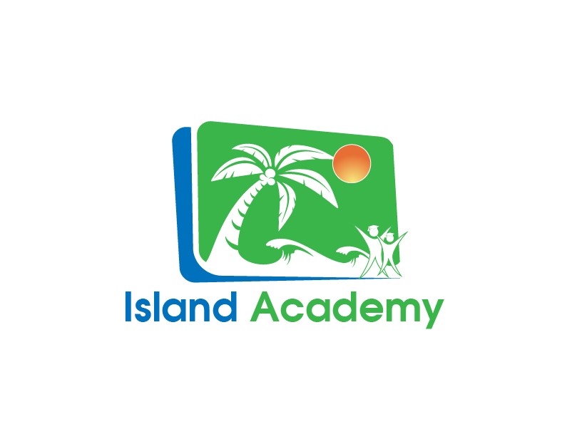 Logo Design by brands_in - Entry No. 93 in the Logo Design Contest New Logo Design for Island Academy.