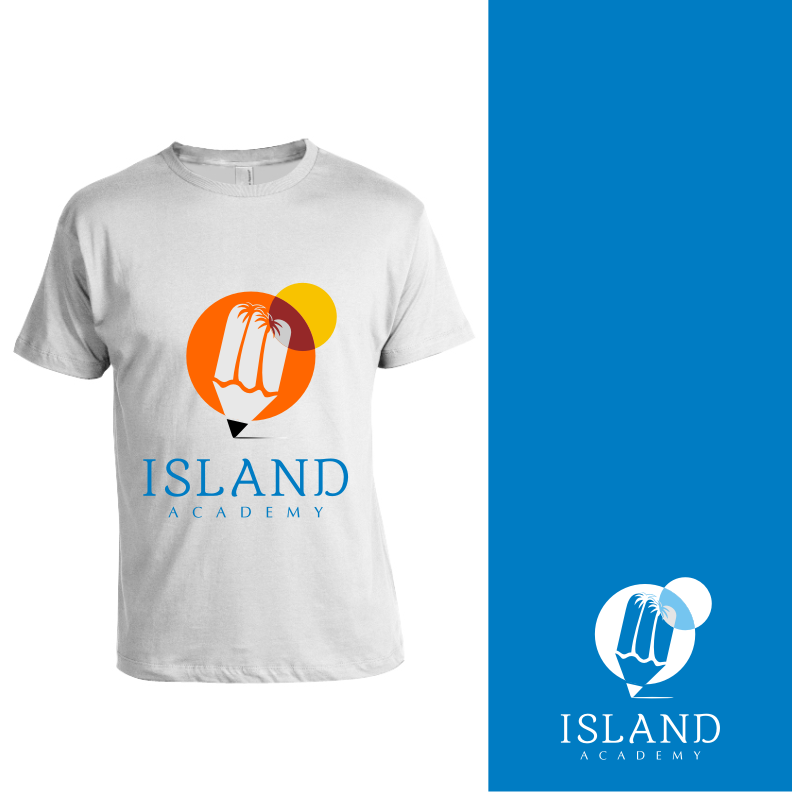 Logo Design by graphicleaf - Entry No. 97 in the Logo Design Contest New Logo Design for Island Academy.