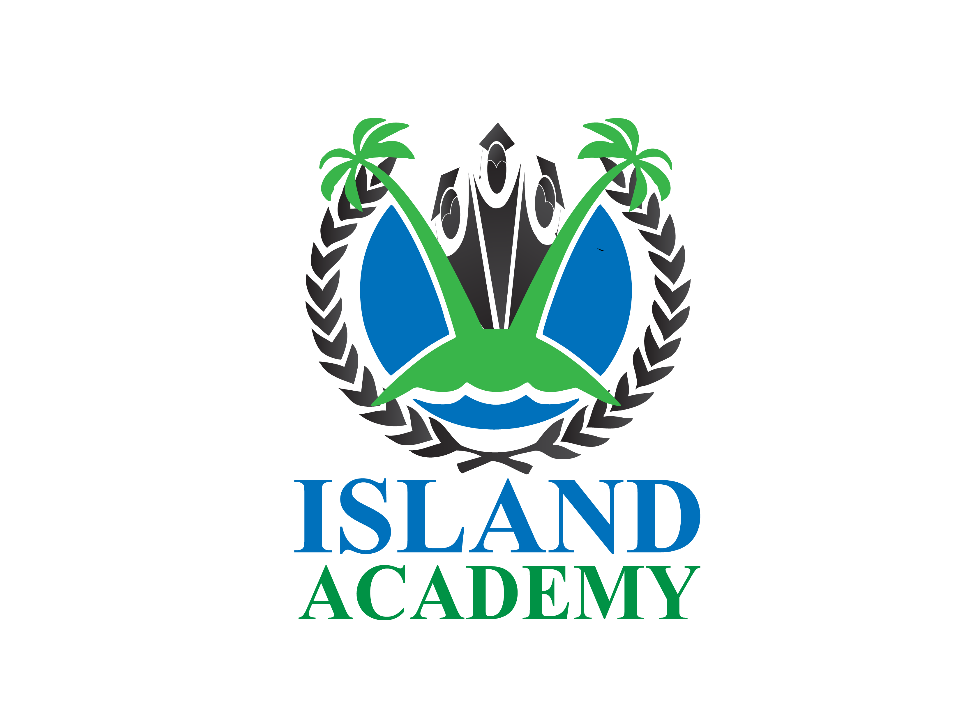 Logo Design by Private User - Entry No. 99 in the Logo Design Contest New Logo Design for Island Academy.