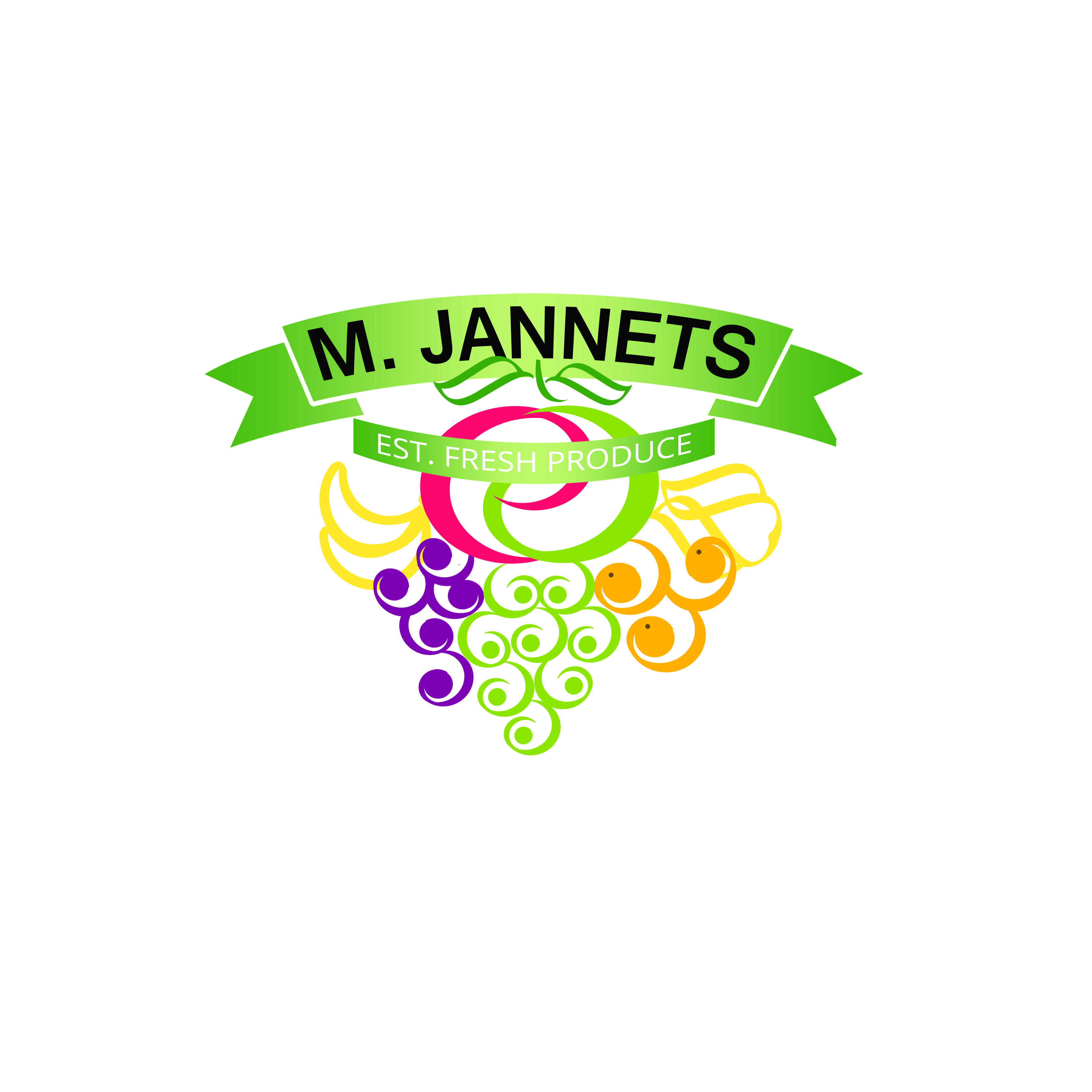 Logo Design by Allan Esclamado - Entry No. 48 in the Logo Design Contest Inspiring Logo Design for M. Jannets.