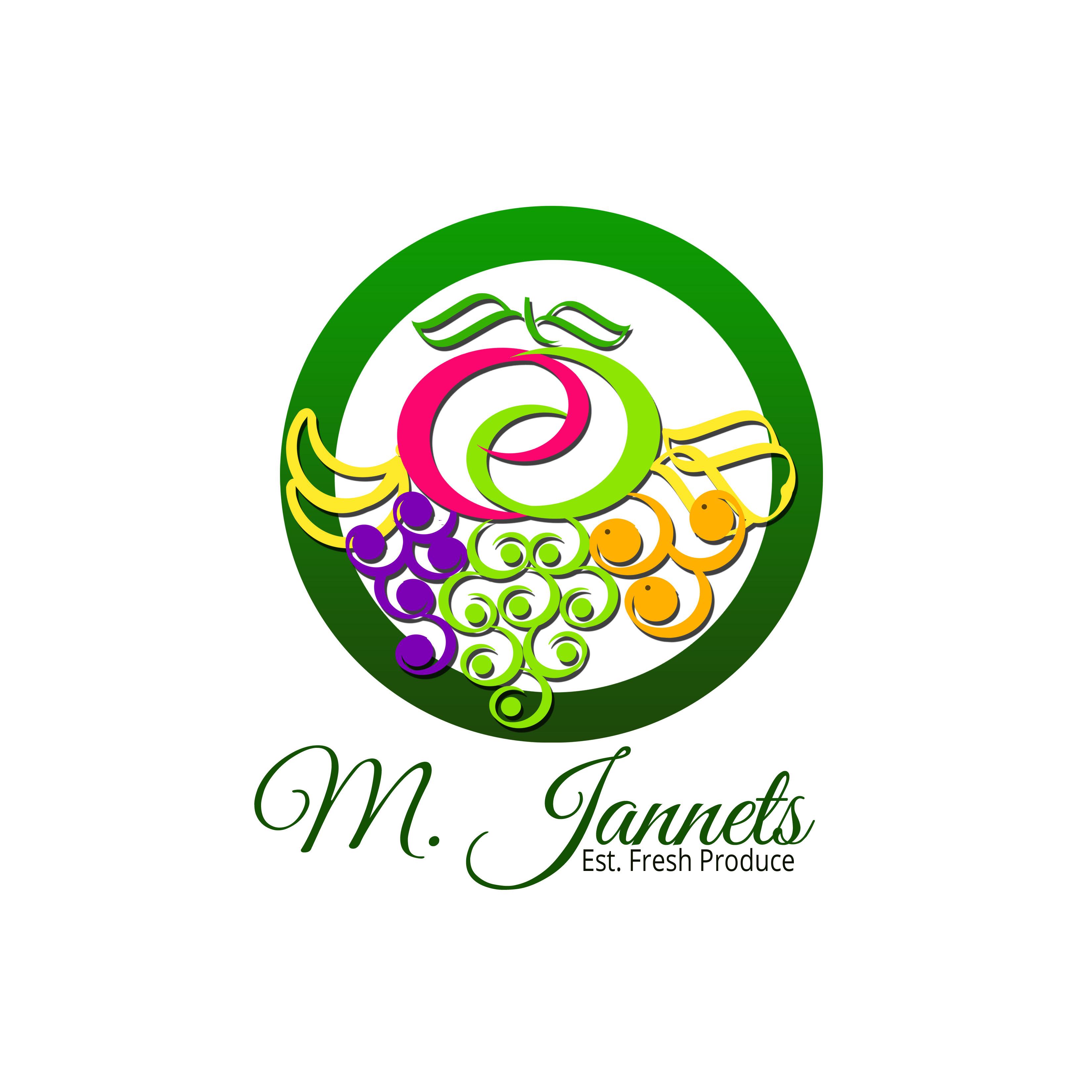 Logo Design by Allan Esclamado - Entry No. 50 in the Logo Design Contest Inspiring Logo Design for M. Jannets.