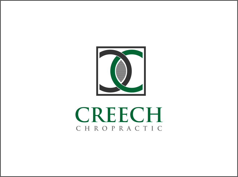 Logo Design by Agus Martoyo - Entry No. 12 in the Logo Design Contest Imaginative Logo Design for Creech Chiropractic.