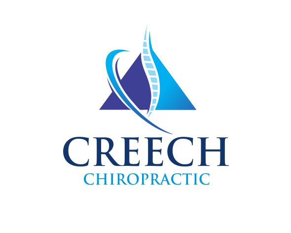Logo Design by ronny - Entry No. 14 in the Logo Design Contest Imaginative Logo Design for Creech Chiropractic.