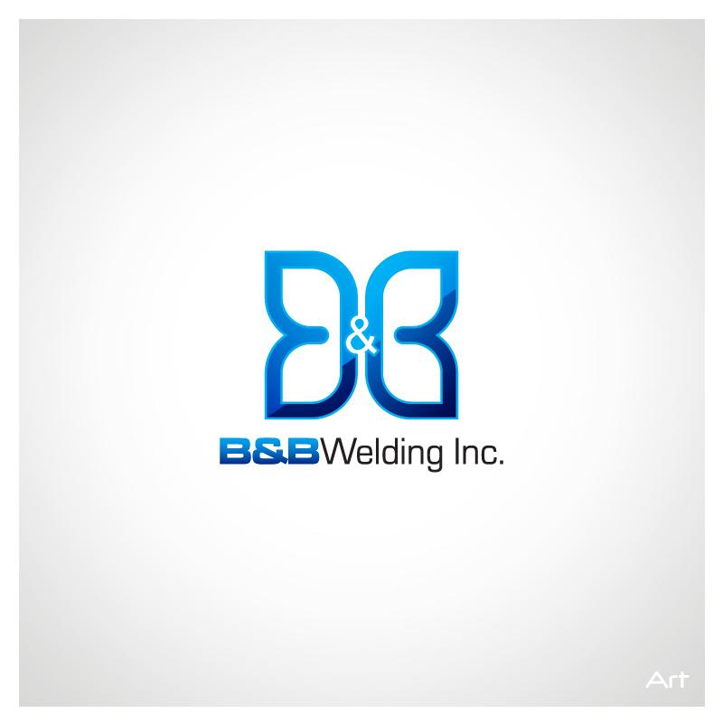 Logo Design by Puspita Wahyuni - Entry No. 12 in the Logo Design Contest Fun Logo Design for B&B Welding Inc..