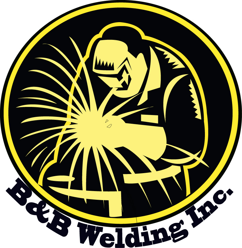 Logo Design by Bhaskar Singh - Entry No. 13 in the Logo Design Contest Fun Logo Design for B&B Welding Inc..
