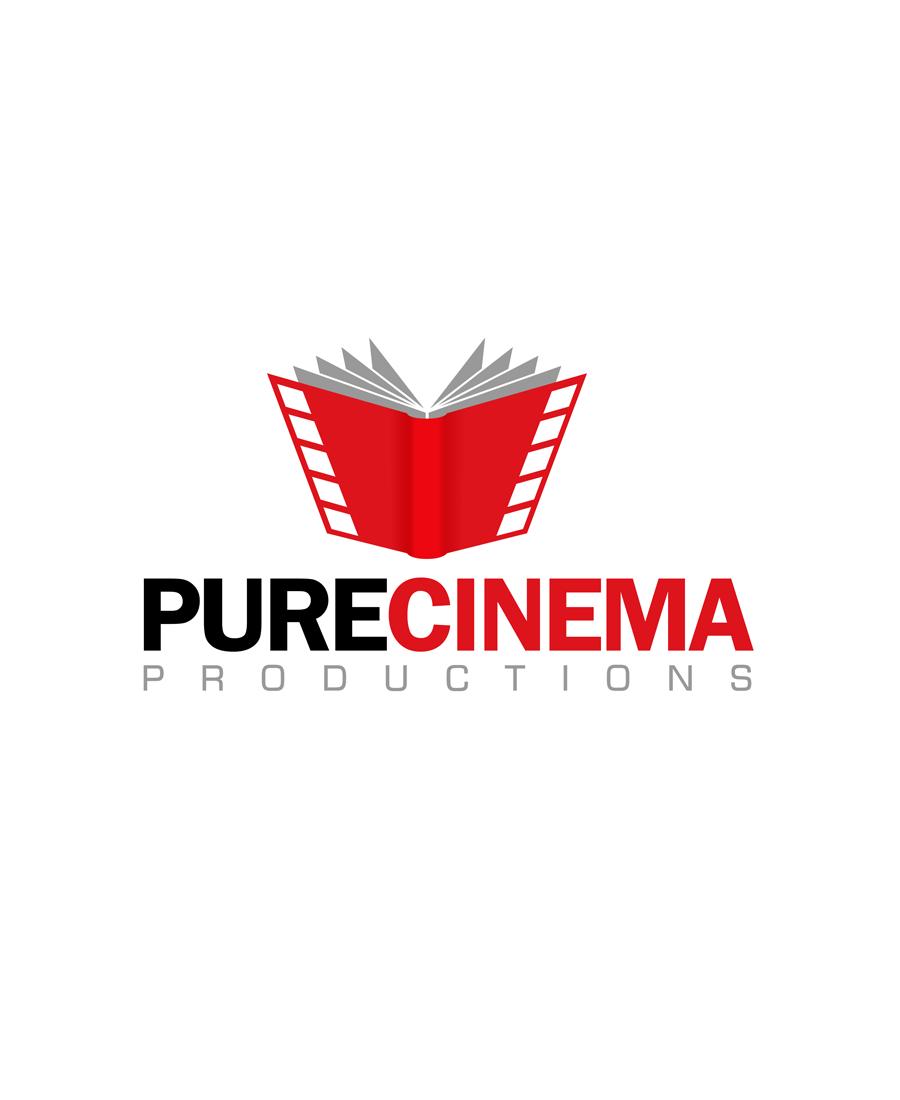Logo Design by Private User - Entry No. 44 in the Logo Design Contest Imaginative Logo Design for Pure Cinema.