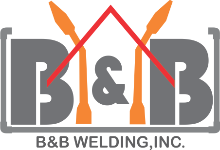 Logo Design by Mokhamad Ngabduloh - Entry No. 14 in the Logo Design Contest Fun Logo Design for B&B Welding Inc..