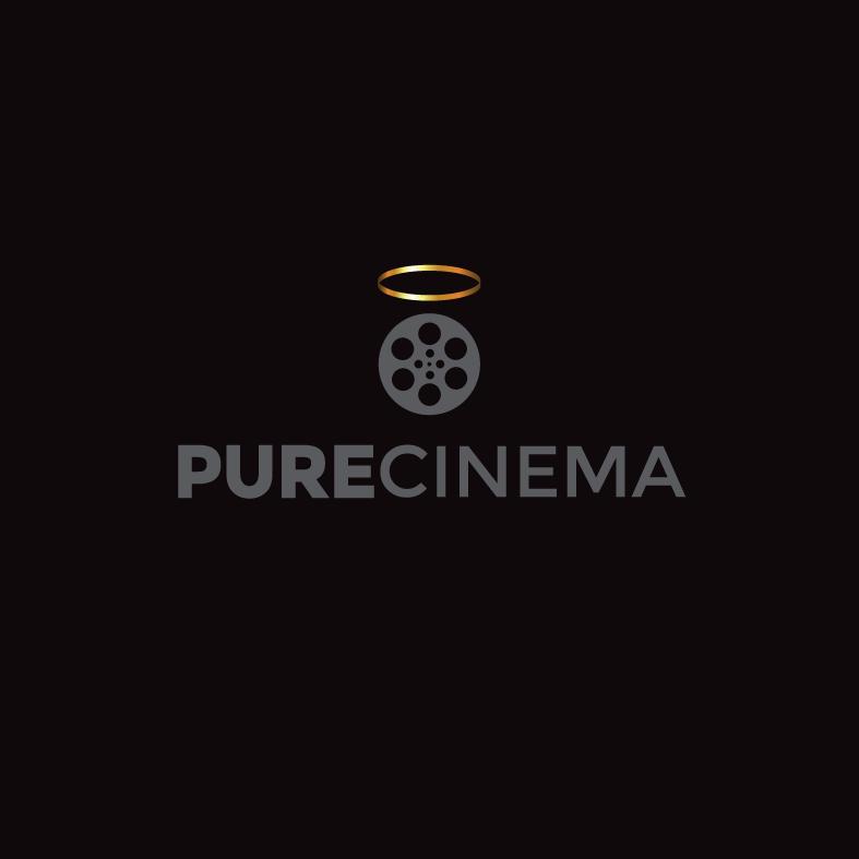 Logo Design by luna - Entry No. 45 in the Logo Design Contest Imaginative Logo Design for Pure Cinema.