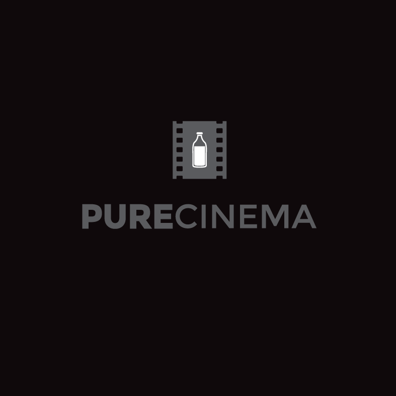 Logo Design by luna - Entry No. 46 in the Logo Design Contest Imaginative Logo Design for Pure Cinema.
