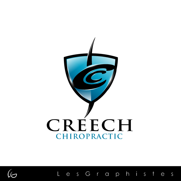 Logo Design by Les-Graphistes - Entry No. 27 in the Logo Design Contest Imaginative Logo Design for Creech Chiropractic.