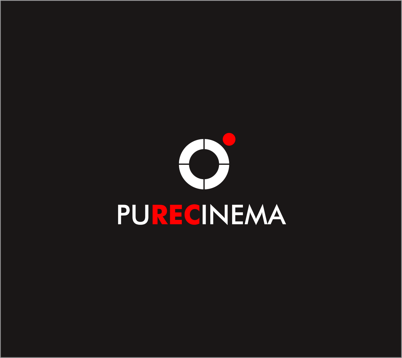 Logo Design by Armada Jamaluddin - Entry No. 49 in the Logo Design Contest Imaginative Logo Design for Pure Cinema.