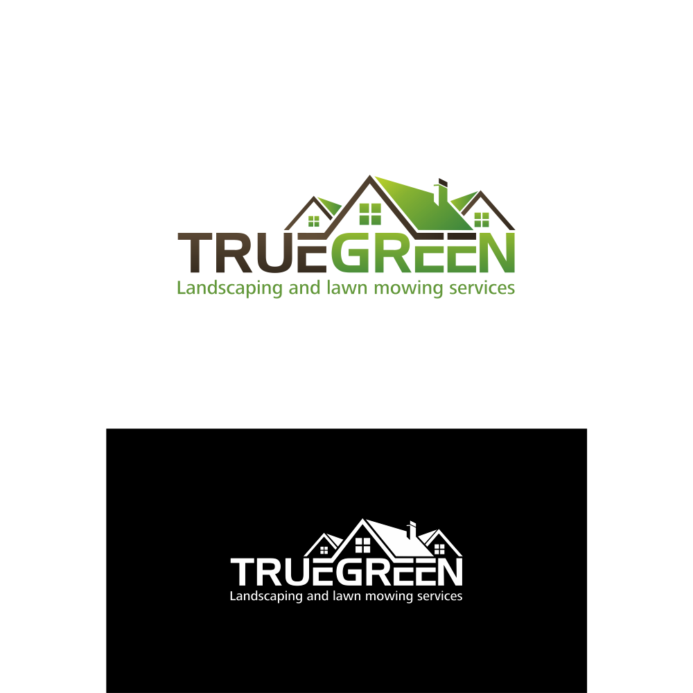 Logo Design by blue09 - Entry No. 6 in the Logo Design Contest Fun Logo Design for TRUE GREEN.