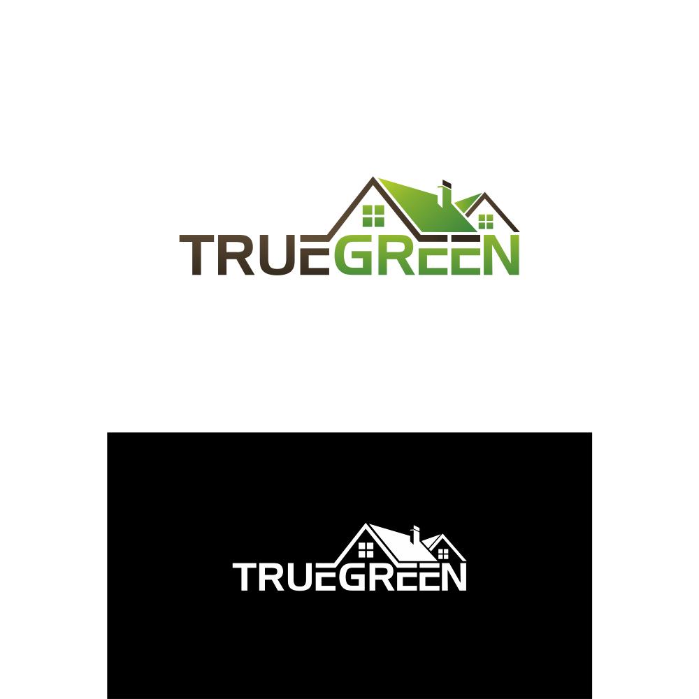 Logo Design by blue09 - Entry No. 8 in the Logo Design Contest Fun Logo Design for TRUE GREEN.