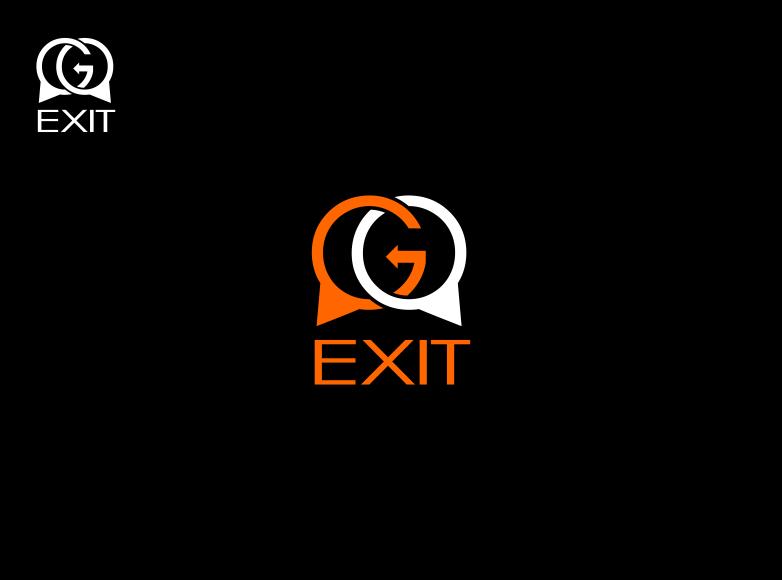Logo Design by Agus Martoyo - Entry No. 61 in the Logo Design Contest GoExit Logo Design.