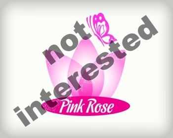 Logo Design by paseeeet - Entry No. 15 in the Logo Design Contest Pink Rose Home Support Services.