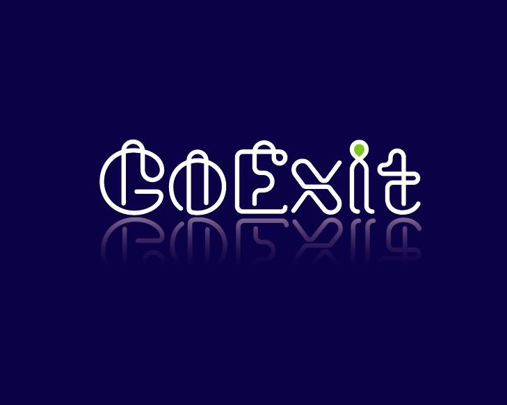 Logo Design by VENTSISLAV KOVACHEV - Entry No. 63 in the Logo Design Contest GoExit Logo Design.
