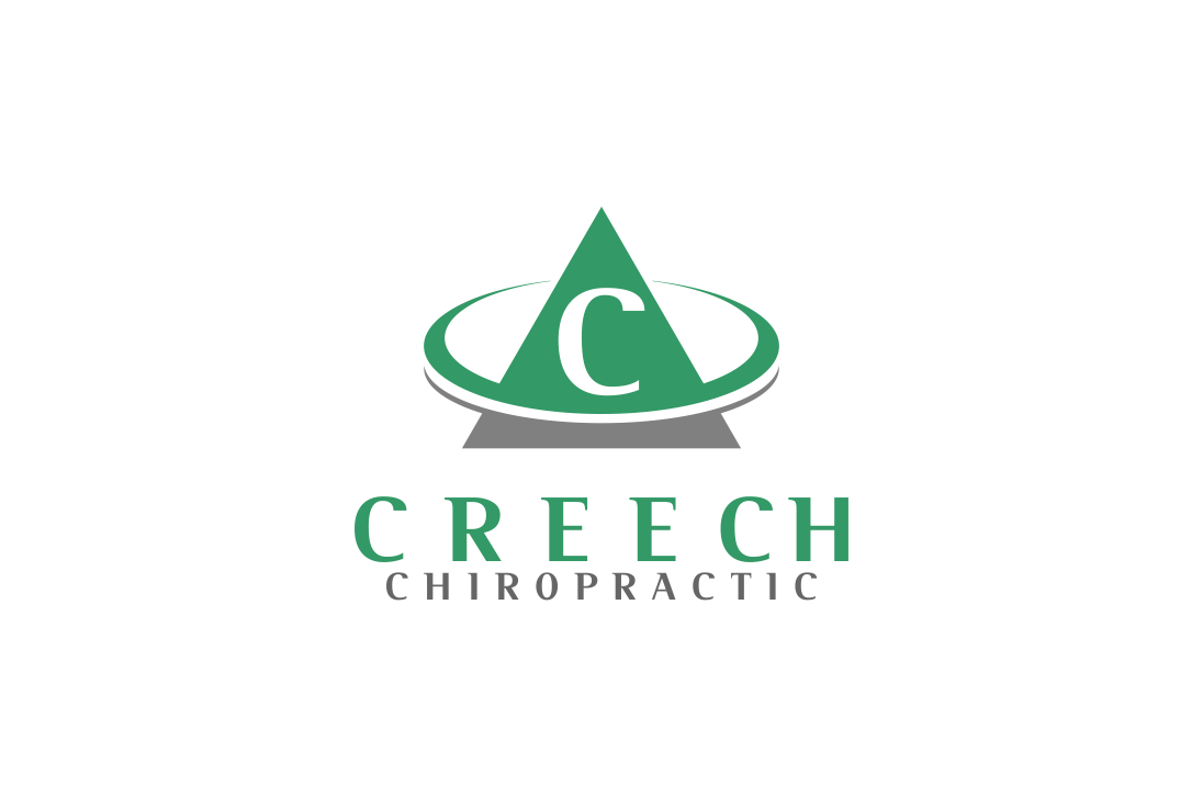 Logo Design by Agus Martoyo - Entry No. 31 in the Logo Design Contest Imaginative Logo Design for Creech Chiropractic.