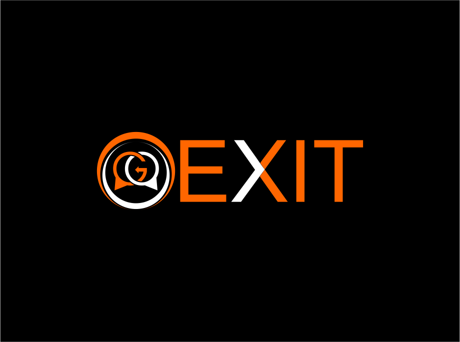 Logo Design by Agus Martoyo - Entry No. 69 in the Logo Design Contest GoExit Logo Design.