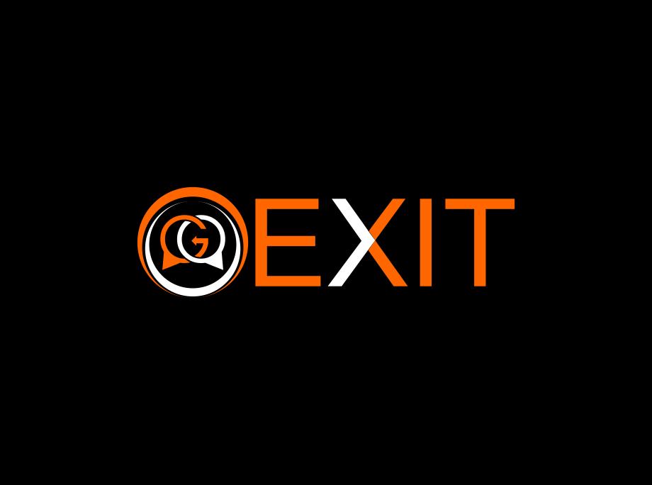 Logo Design by Agus Martoyo - Entry No. 69 in the Logo Design Contest GoExit Logo Design.