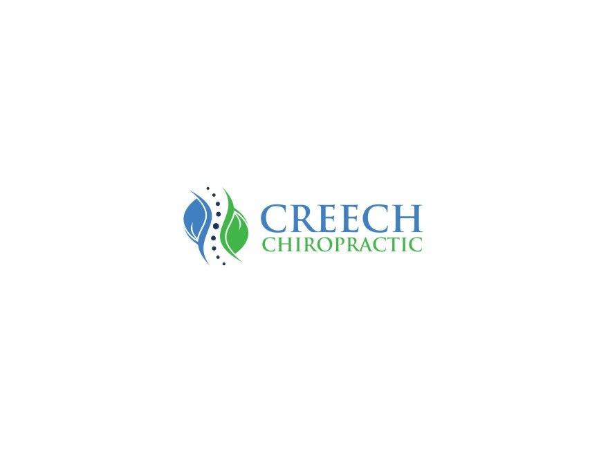 Logo Design by untung - Entry No. 36 in the Logo Design Contest Imaginative Logo Design for Creech Chiropractic.