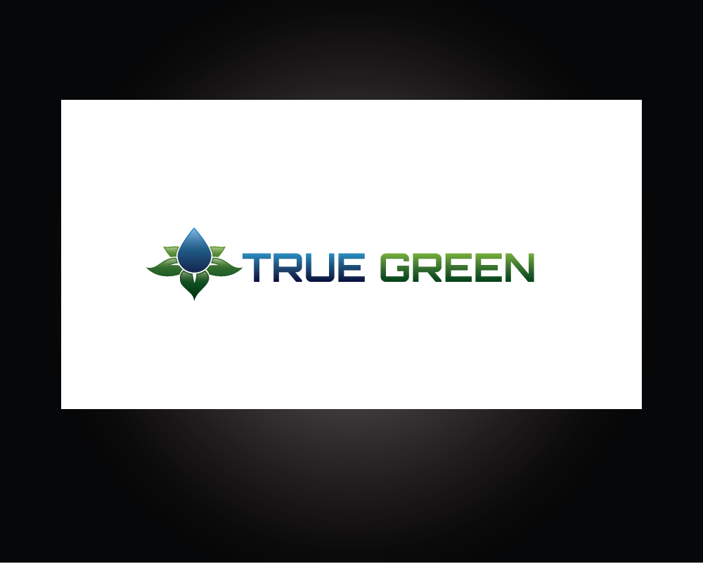 Logo Design by roc - Entry No. 13 in the Logo Design Contest Fun Logo Design for TRUE GREEN.