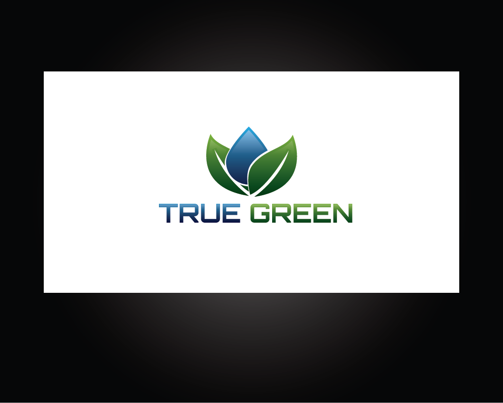 Logo Design by roc - Entry No. 14 in the Logo Design Contest Fun Logo Design for TRUE GREEN.