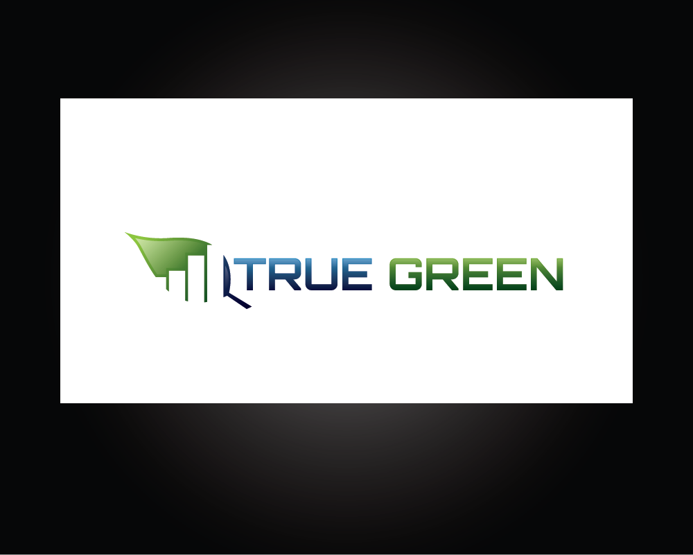Logo Design by roc - Entry No. 15 in the Logo Design Contest Fun Logo Design for TRUE GREEN.