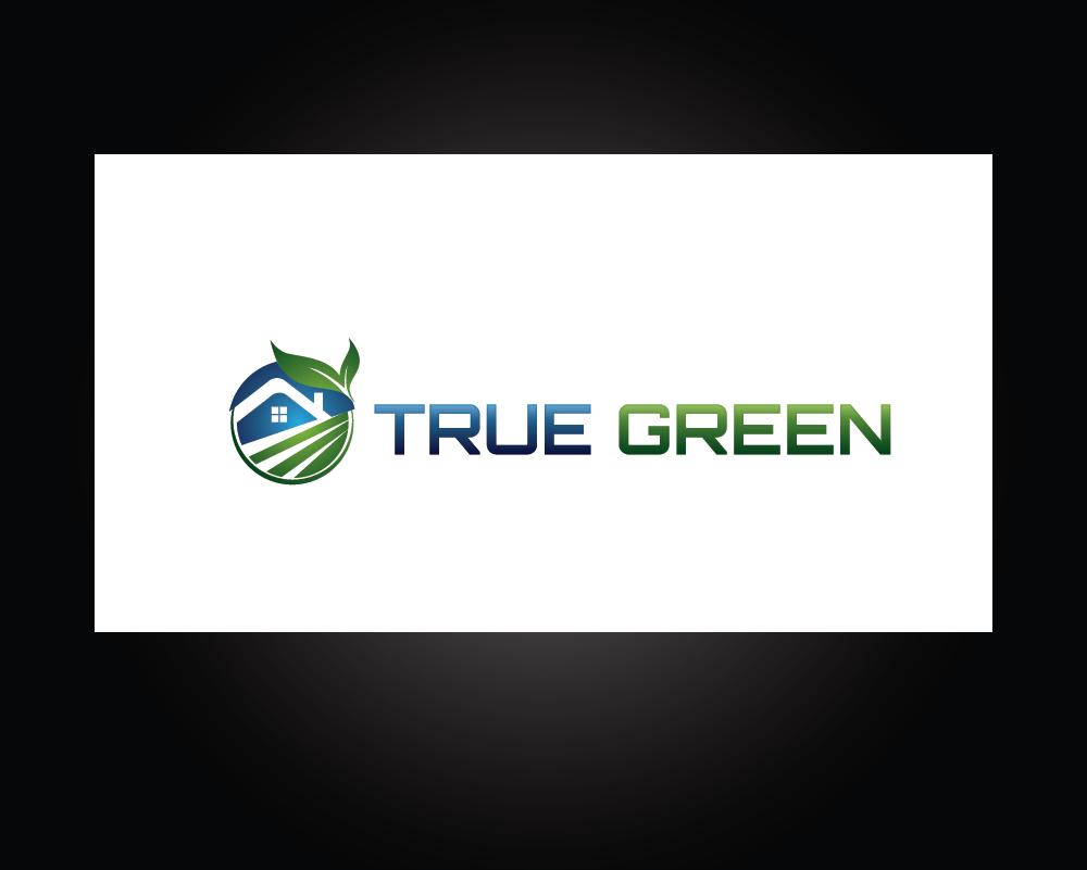 Logo Design by roc - Entry No. 16 in the Logo Design Contest Fun Logo Design for TRUE GREEN.