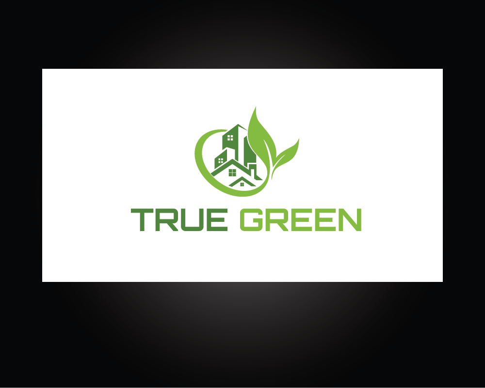 Logo Design by roc - Entry No. 17 in the Logo Design Contest Fun Logo Design for TRUE GREEN.