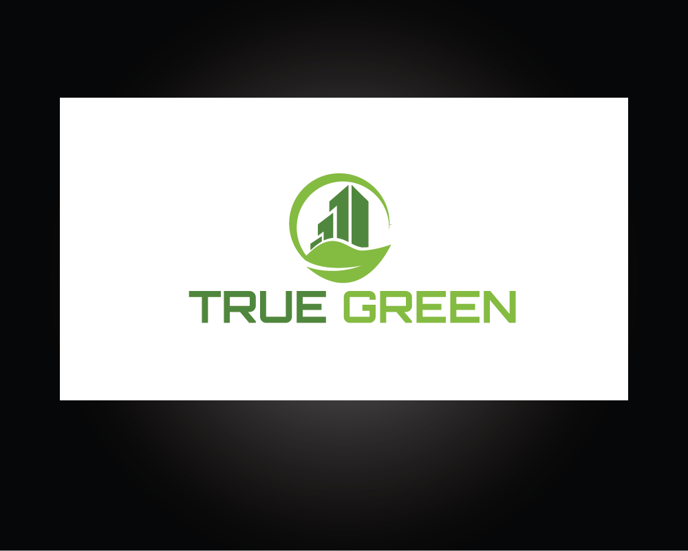 Logo Design by roc - Entry No. 18 in the Logo Design Contest Fun Logo Design for TRUE GREEN.