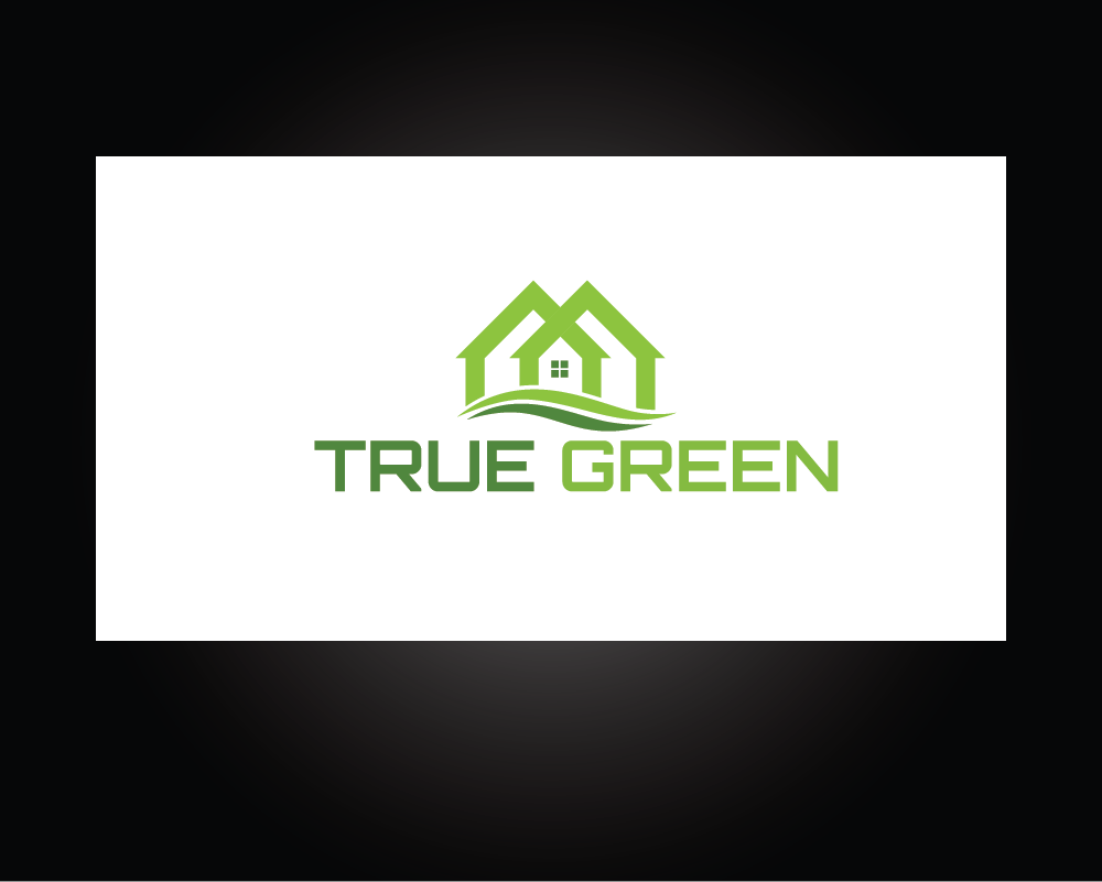 Logo Design by roc - Entry No. 19 in the Logo Design Contest Fun Logo Design for TRUE GREEN.