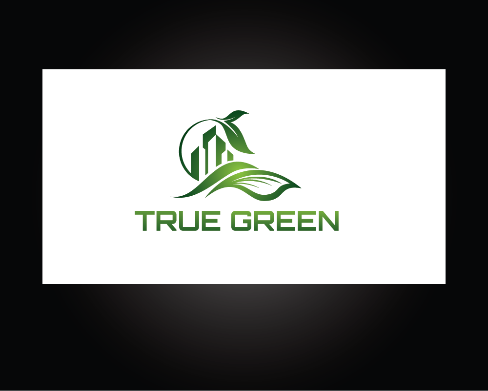 Logo Design by roc - Entry No. 22 in the Logo Design Contest Fun Logo Design for TRUE GREEN.