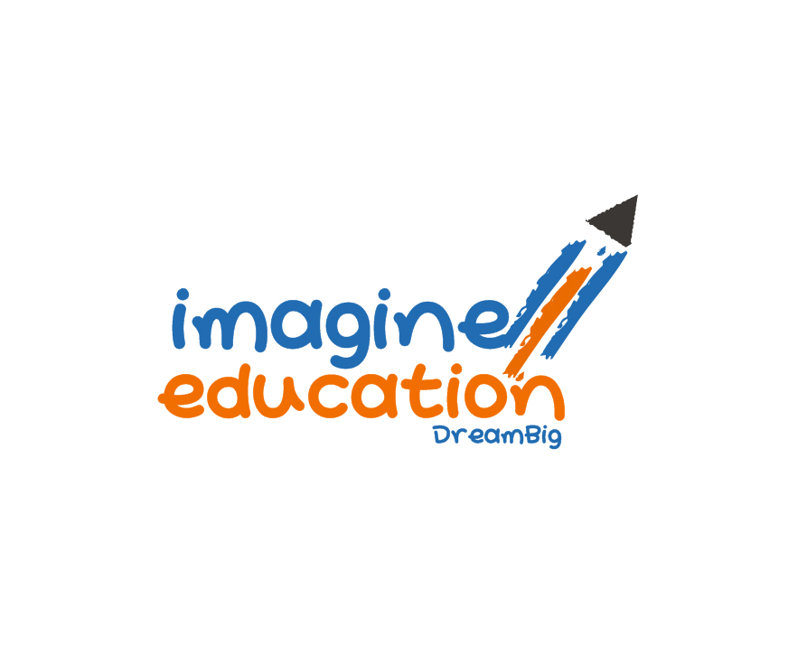 Logo Design by Ifan Afandie - Entry No. 125 in the Logo Design Contest Imagine Education.