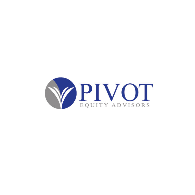 Logo Design by Private User - Entry No. 22 in the Logo Design Contest Unique Logo Design Wanted for Pivot Equity Advisors.