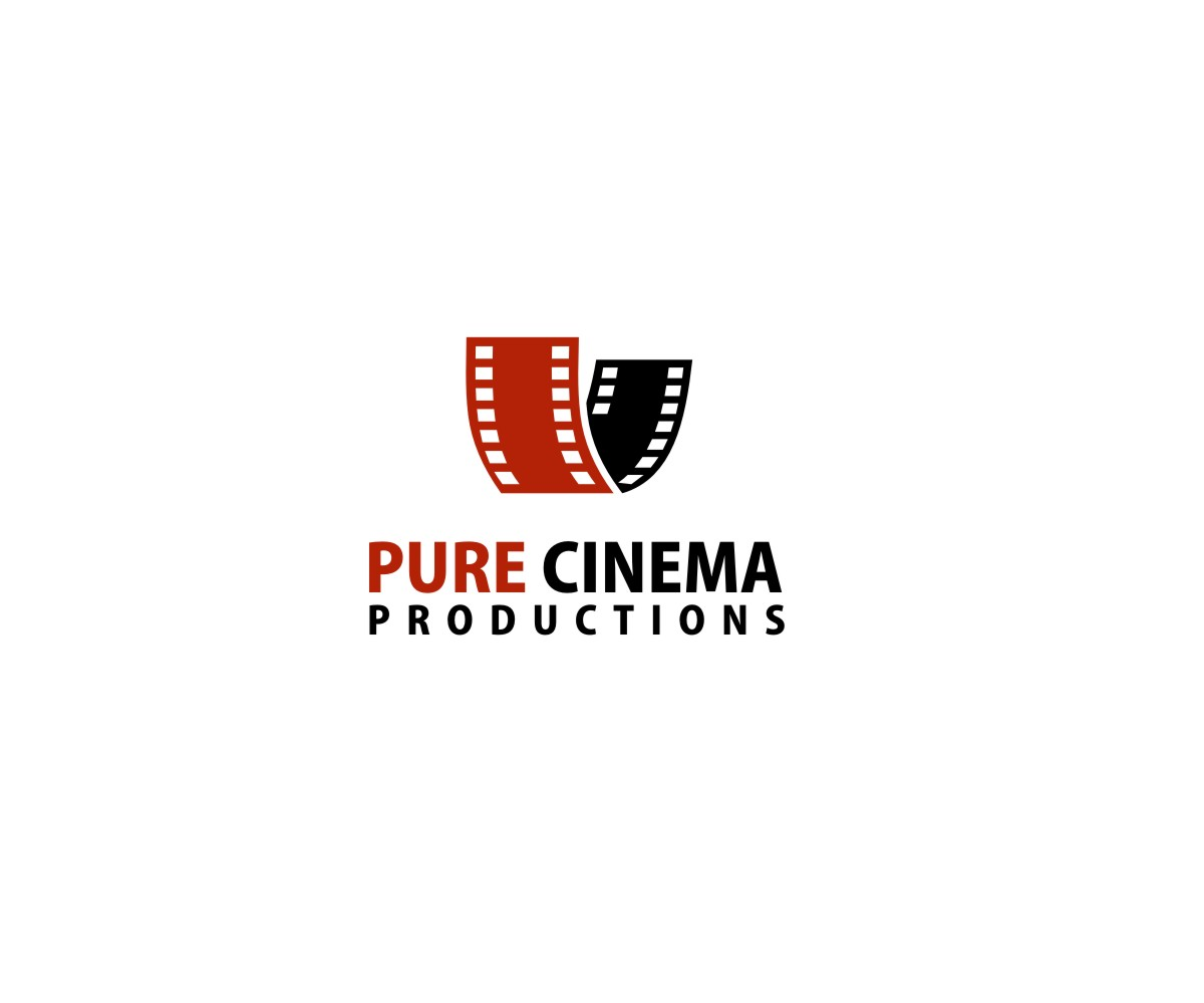 Logo Design by untung - Entry No. 52 in the Logo Design Contest Imaginative Logo Design for Pure Cinema.