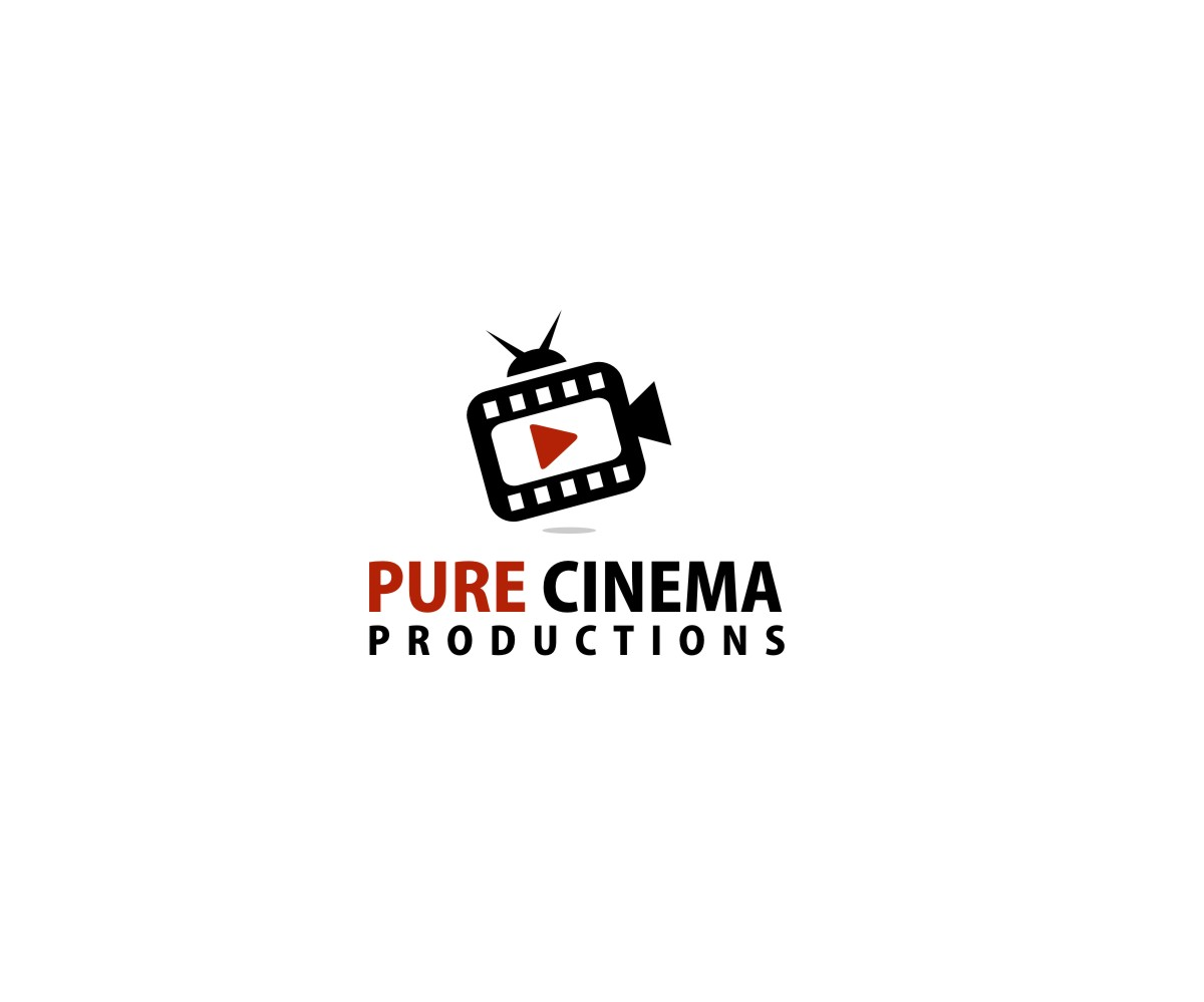 Logo Design by untung - Entry No. 53 in the Logo Design Contest Imaginative Logo Design for Pure Cinema.
