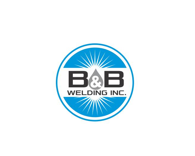 Logo Design by ronny - Entry No. 15 in the Logo Design Contest Fun Logo Design for B&B Welding Inc..