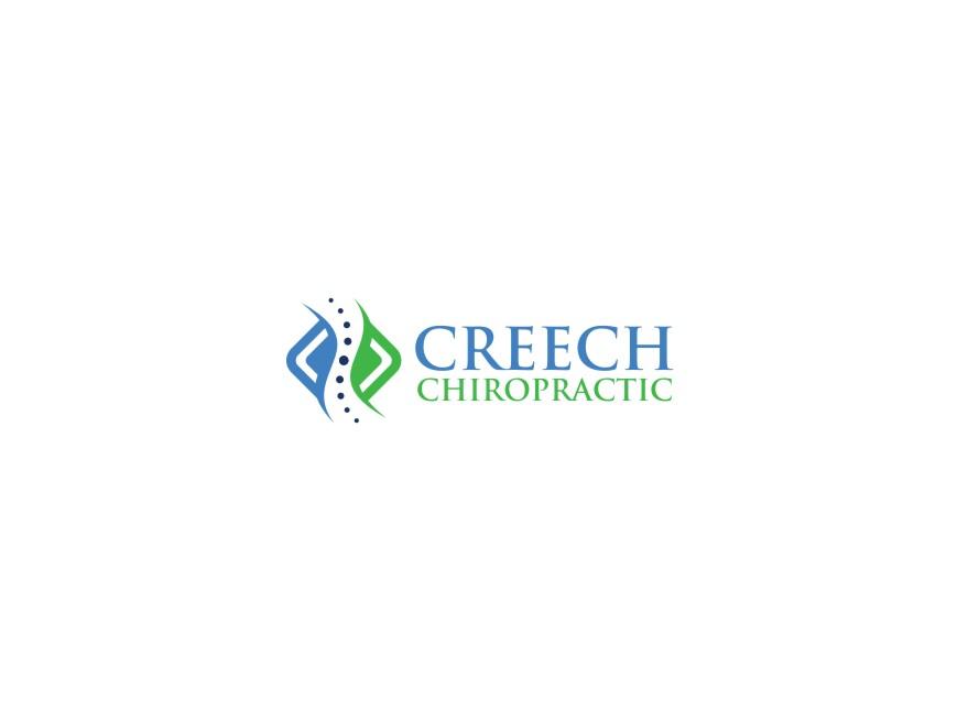Logo Design by untung - Entry No. 47 in the Logo Design Contest Imaginative Logo Design for Creech Chiropractic.