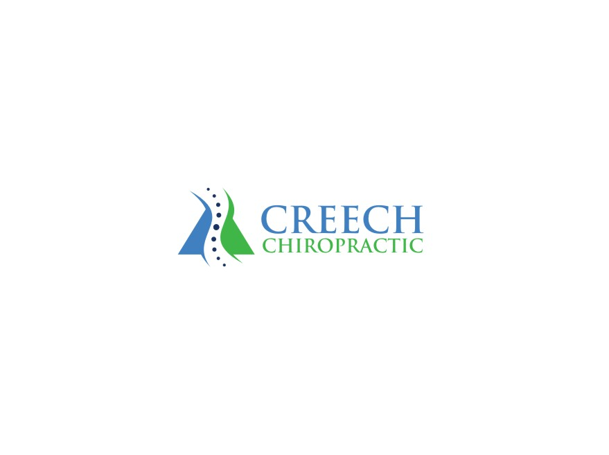 Logo Design by untung - Entry No. 48 in the Logo Design Contest Imaginative Logo Design for Creech Chiropractic.