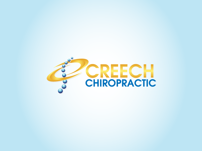 Logo Design by brands_in - Entry No. 51 in the Logo Design Contest Imaginative Logo Design for Creech Chiropractic.