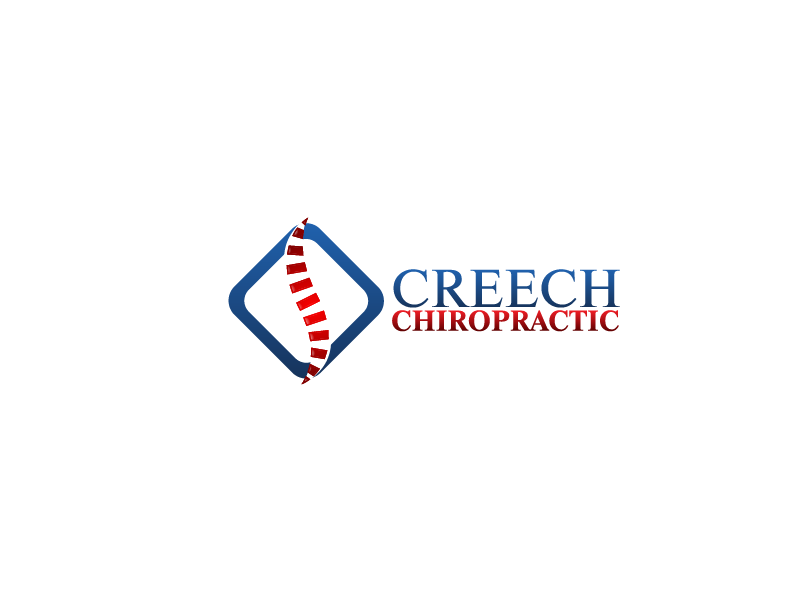 Logo Design by brands_in - Entry No. 52 in the Logo Design Contest Imaginative Logo Design for Creech Chiropractic.