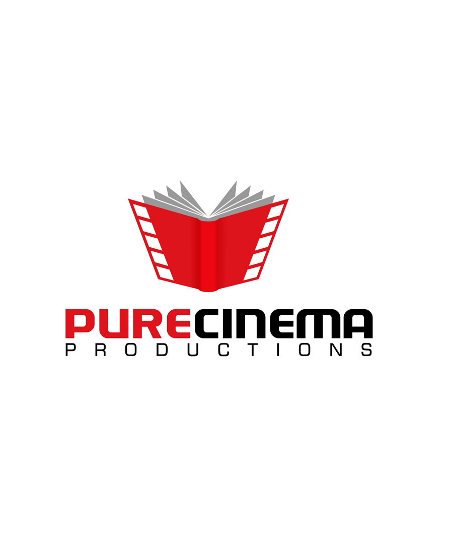 Logo Design by Robert Turla - Entry No. 59 in the Logo Design Contest Imaginative Logo Design for Pure Cinema.