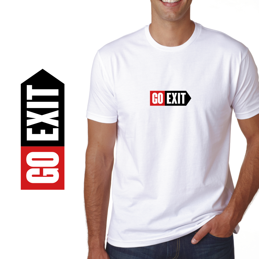 Logo Design by Private User - Entry No. 96 in the Logo Design Contest GoExit Logo Design.