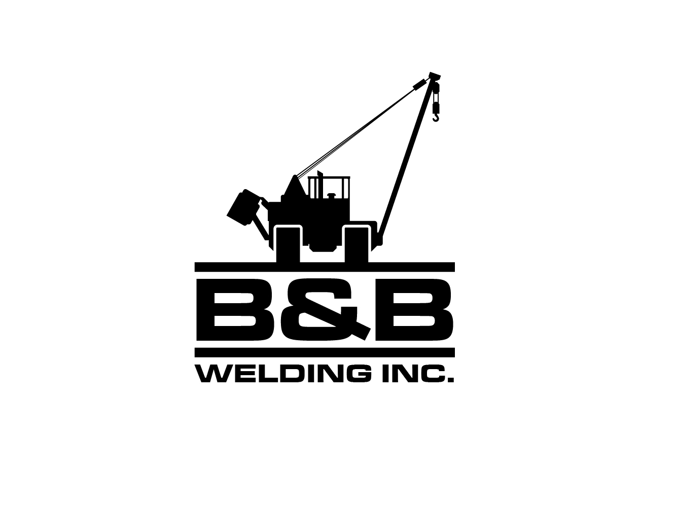 Logo Design by Cutris Lotter - Entry No. 19 in the Logo Design Contest Fun Logo Design for B&B Welding Inc..