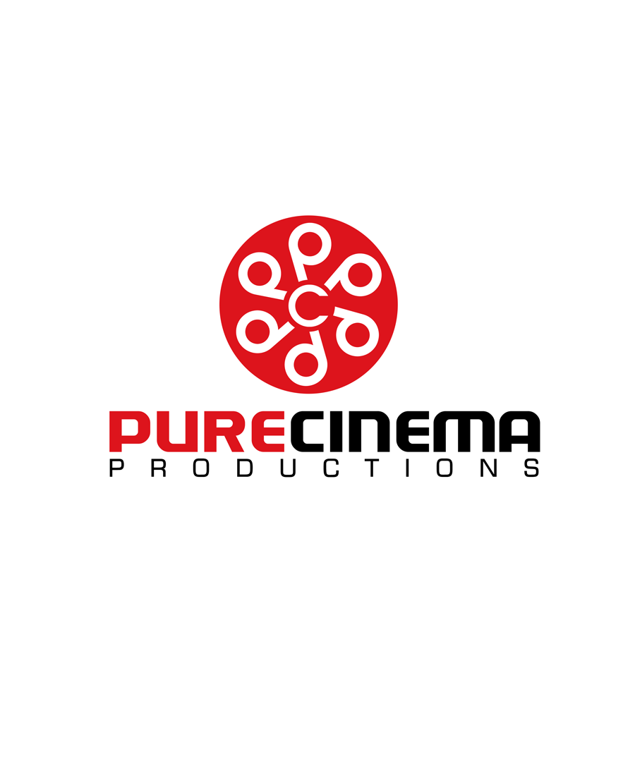 Logo Design by Robert Turla - Entry No. 60 in the Logo Design Contest Imaginative Logo Design for Pure Cinema.