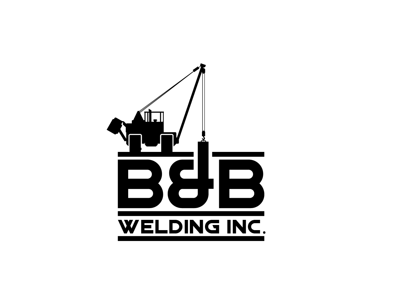 Logo Design by Cutris Lotter - Entry No. 20 in the Logo Design Contest Fun Logo Design for B&B Welding Inc..
