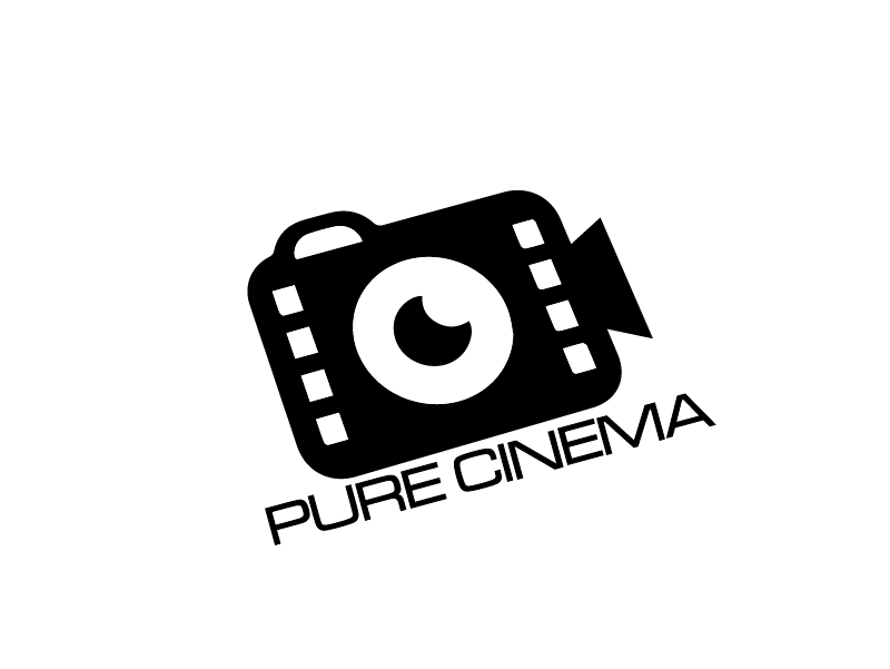 Logo Design by Private User - Entry No. 64 in the Logo Design Contest Imaginative Logo Design for Pure Cinema.