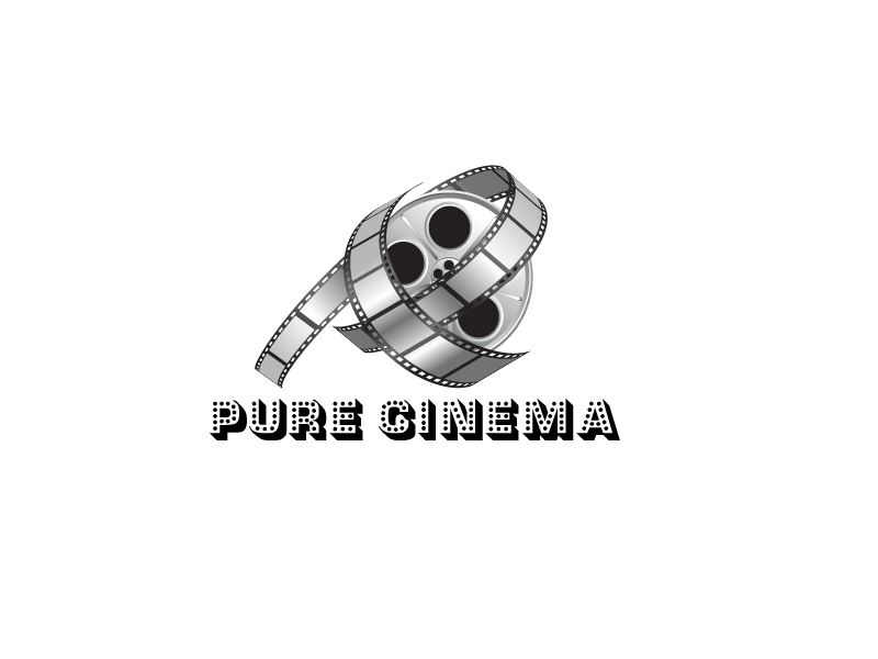Logo Design by Private User - Entry No. 71 in the Logo Design Contest Imaginative Logo Design for Pure Cinema.