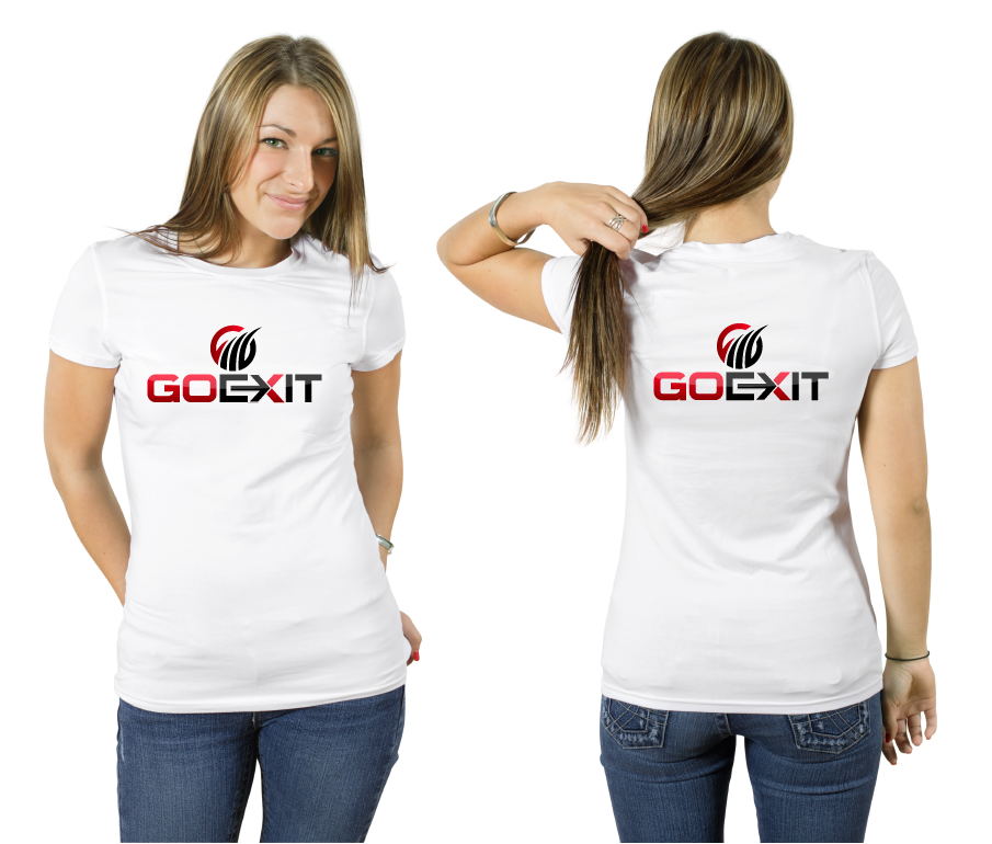 Logo Design by Private User - Entry No. 106 in the Logo Design Contest GoExit Logo Design.